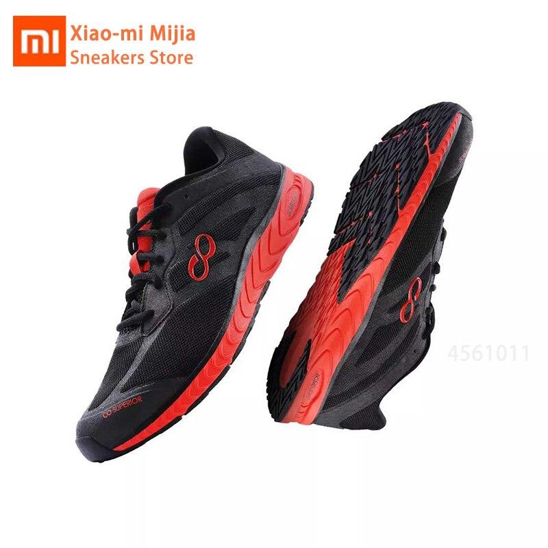 Xiaomi Mijia course à pied intelligente 42 K AI guidage intelligent léger haute-élastique choc absorber sport baskets PK Amazfit antilope chaussures