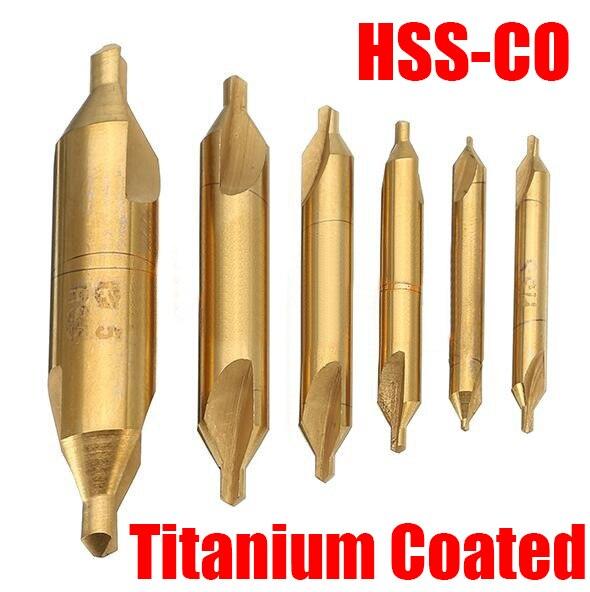 1.5mm 2mm 2.5mm 3mm 4mm 5mm 6mm Fully Ground Helical Groove Cobalt CO High Speed Steel HSS Titanium Coated Center Spot Drill Bit чехол на сиденье skyway chevrolet cobalt седан ch2 2