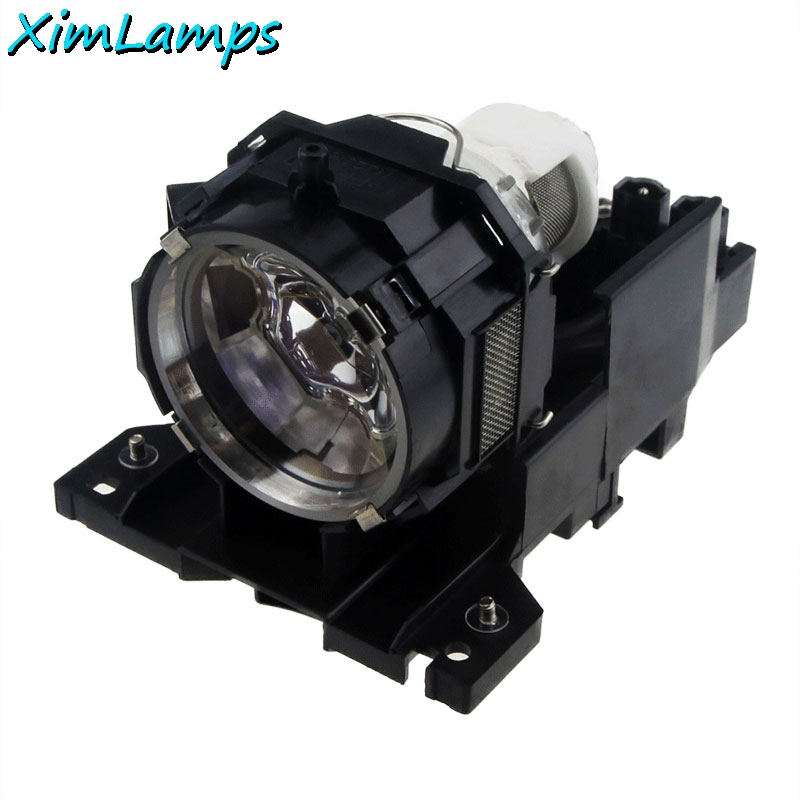 DT00771 CPX605W High Quality Replacement Lamp with Housing for HITACHI CP-X505 CP-X600 CP-X605 CP--X608 dt00771 replacement projector bare lamp for hitachi cp x505 cp x600 cp x605 cp x608