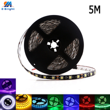 High Quality 5m 300 LED 5050 strip light,24V tape,white/warm white/blue/green/red/yellow, Free Shipping