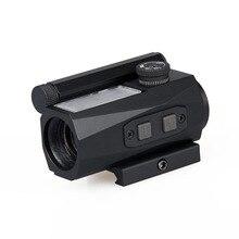 Hot Canis Latrans Red Dot Sight Riflescope Hunting Optics Tactical Scope Charger Rifle Scope Aluminum 2 MOA 1x20PP2-0104 цены онлайн