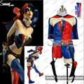 Batman DC Comics Suicide Squad Batman Harley Quinn cosplay Costume Outfit  Full Set Movie Halloween Cosplay Costumes New Arrival