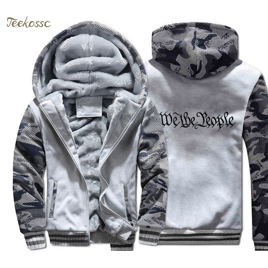 Hot Sale Hoodie Men New Fashion Casual Hooded Sweatshirt Coat 2018 Winter Warm Fleece Thick High Quality Jacket Sportswear Mens in Hoodies amp Sweatshirts from Men 39 s Clothing