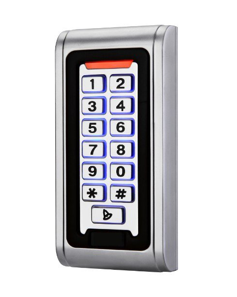 ФОТО Wholesale Metal Shell Keypad Access Controller/EM Card support