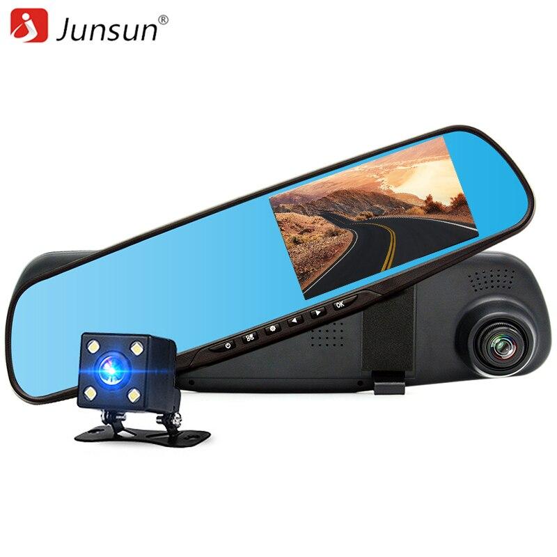 Junsun Car Dvr Dual Camera Full Hd 1080p Video Recorder