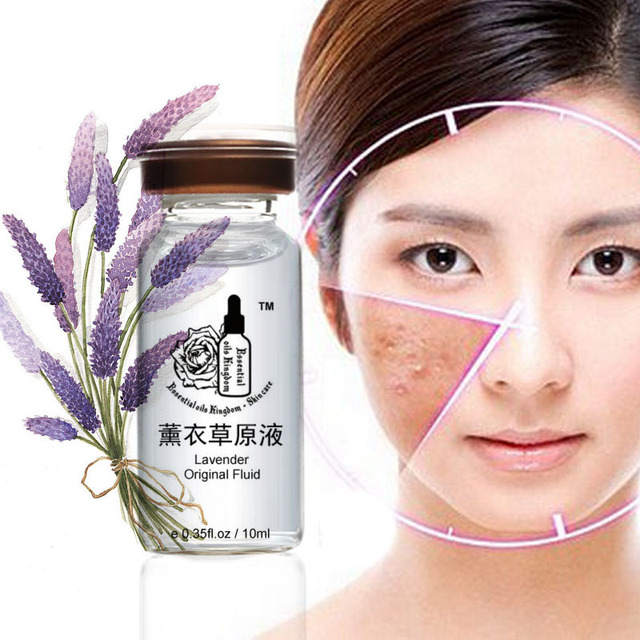 Commit care facial lavender for