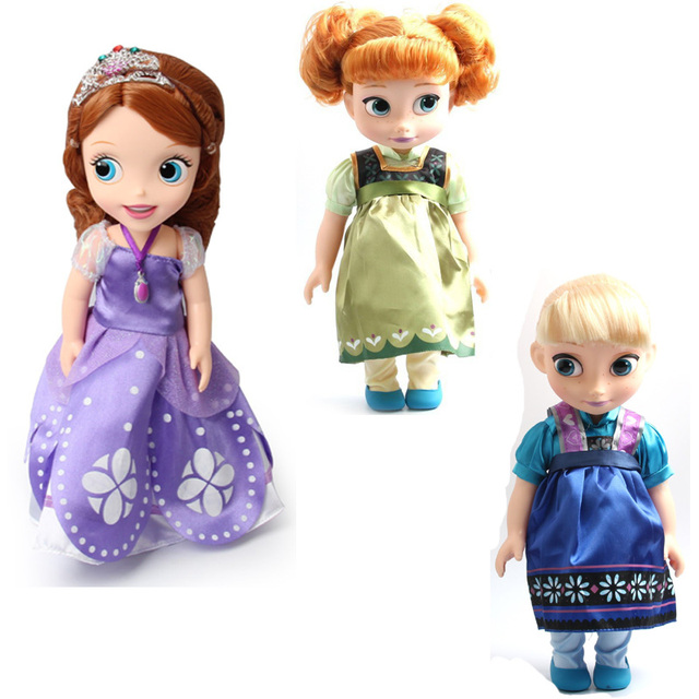 Aliexpress.com : Buy 2018 New Year Christmas gift 1pcs Princess ...
