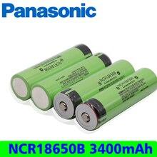 Panasonic 100% новый Оригинальный NCR18650B 3,7 v 3400 mah 18650 литиевая аккумуляторная батарея для аккумулятор