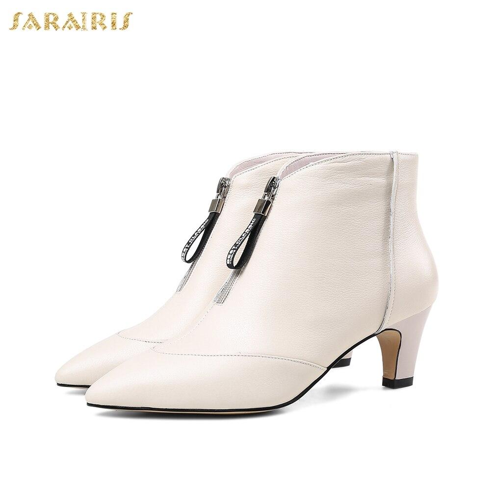 8b799f5b8 Подробнее Обратная связь Вопросы о SARAIRIS/Новое поступление, оптовая  продажа, ботинки из натуральной кожи, женская обувь, элегантная Вечерние  обувь на ...