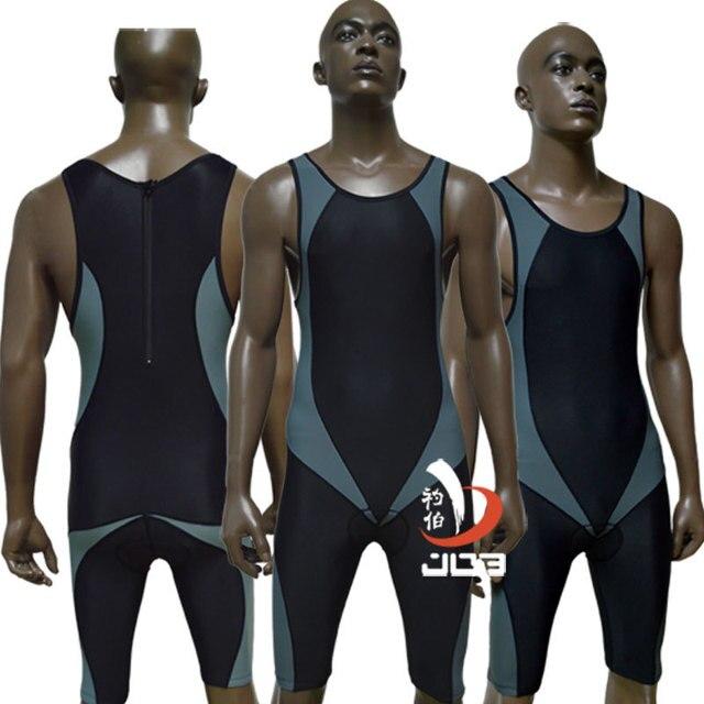 5df0ac957 JOB 2017 Men s Triathlon Tri Suits Fifth Length One-piece Wetsuits  Bodysuits Professional Sportswear Swimwear