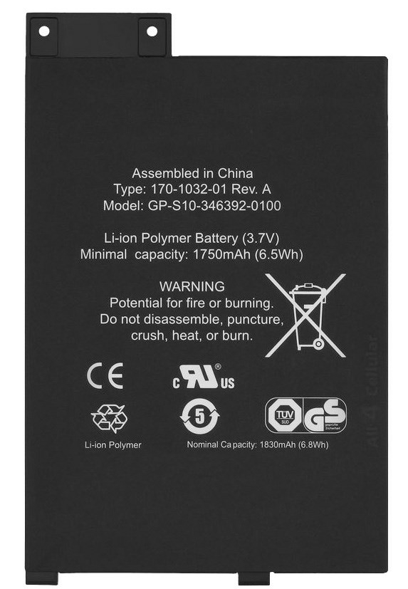 High quality polymer lithium battery for amazon kindle 3 wifi 3G Graphite S11GTSF01A batteryHigh quality polymer lithium battery for amazon kindle 3 wifi 3G Graphite S11GTSF01A battery