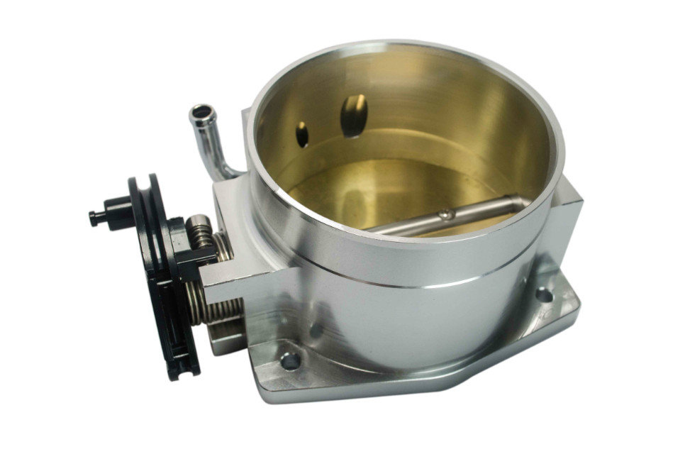 VR RACING FREE SHIPPING NEW THROTTLE BODY FOR Universal FOR GM GEN III LS1 LS2 LS6