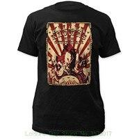 プリントtシャツボーイズトップtシャツシャツ綿キラーklownsサーカスflyer印刷に男性のスリム綿のシャツ