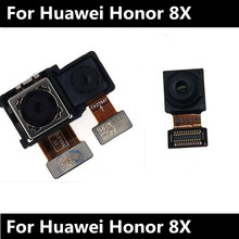 FOR HUAMEI Honor 8X front facing / Rear mounted camera Flex Cable Replacement Part