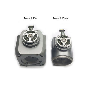 Image 2 - מקורי חלקי תיקון עדשת מסגרת עם המגרש מנוע לdji Mavic 2 פרו & זום Drone Gimbals מנוע חלקי חילוף (משמש)