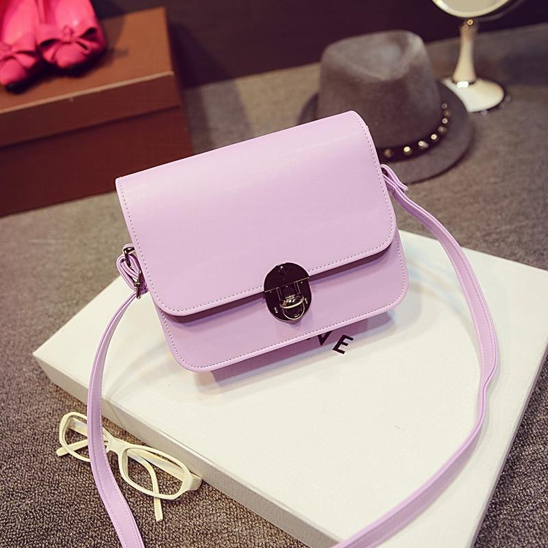 030918 new hot wholesales cheap bag lady mini flap bag women messenger bag 2