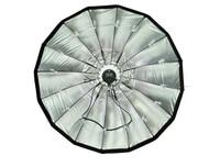 High energy parabolic deep soft light box 90cm brightness decay slowly CD50