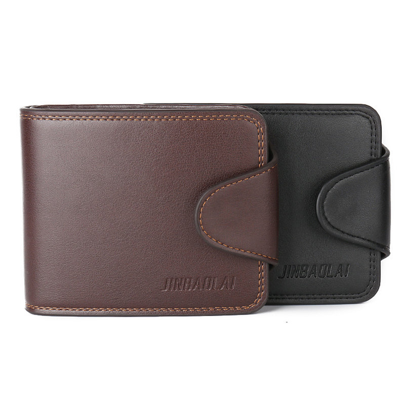 Men Short Wallet Male Clutch Purse Causal Credit Card Holder Coin Pocket  Coin Pocket Purse Male Leather Wallets For Men Teenger men wallet fashion leather purse credit card holder dollar wallet male small wallet short money purses male clutch wallets