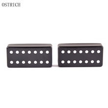 New 2017 Popular Closed Electric Guitar Single Coil Pickup Cover Single Closed Pickup Enclosure Enclosure