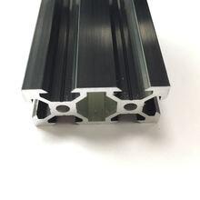 Промышленный ЧПУ 3d принтер черного цвета верстак линейный рельс