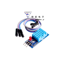 Single Bus DHT11 Digital Temperature and Humidity Sensor for Arduino DHT11 Probe