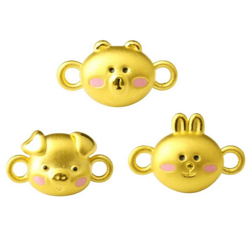 Bracelet en or jaune pur 24 K pour femmes Bracelet en or 3D 999Bracelet en or jaune pur 24 K pour femmes Bracelet en or 3D 999