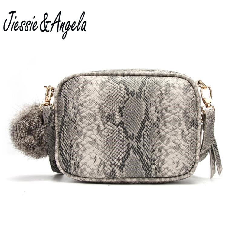 Jiessie&Angela Women Messenger Bag Mini Small Cross body Bags Female Handbags Vintage Bag For Women Purses and Handbags