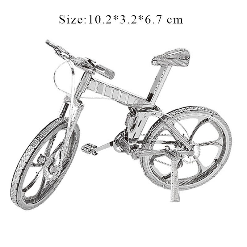 Aliexpress.com : Buy 3D Metal Creative Puzzles Model