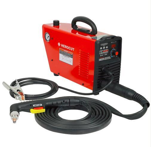 IGBT Nicht-HF Pilot Arc HC4000 Plasma Cutter Dual Spannung 120 V/240 V Digital Control Plasma Schneiden maschine