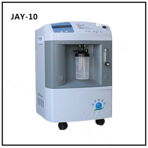 Image 2 - 10L גדול חמצן יצוא נייד רפואי חמצן מרוכז מחולל חמצן טנק