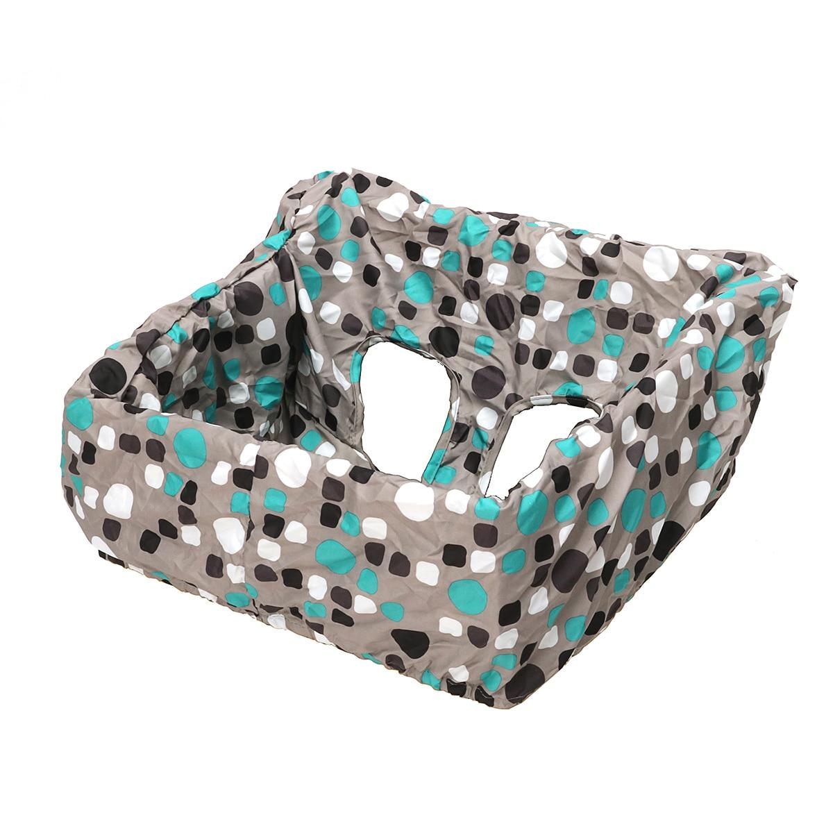 4 типа многофункциональные детские складные Защитные чехлы для тележки, мягкие детские защитные сиденья для детей - Цвет: Type D