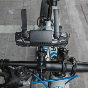 Image 5 - Bicycle Handlebar Holder Mount for DJI Mavic Pro Transmitter Remote Controller Stabilizer 360 degree Rotatable Bracket