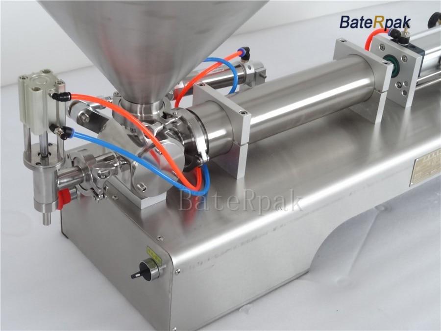 G1 rozsdamentes acél vízszintes pneumatikus paszta automatikus - Elektromos kéziszerszámok - Fénykép 2