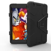 XSKEMP Para LG G pad f 8.0 V495 V498 V520 V521 V525 Heavy Duty de Polvo/A Prueba de Golpes Con el Soporte Cubierta Del Caso de Caída Libre Stylus Pen regalo