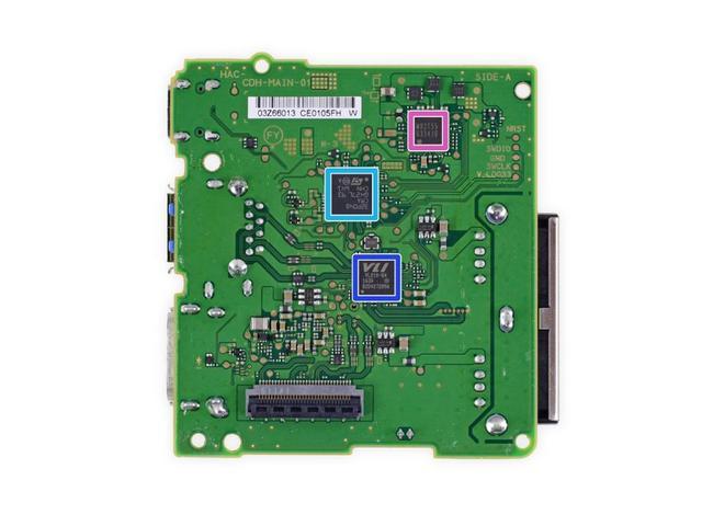 充電制御 IC チップ M92T55 nintend スイッチ NS ドック