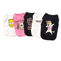 Pet Dog Clothes For Small Dogs Summer Clothes Dog Coats & Jackets