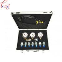 1 шт. портативный гидравлический тестовый манометр экскаватор тест давления гидравлический тестер электрических сетей для экскаватора