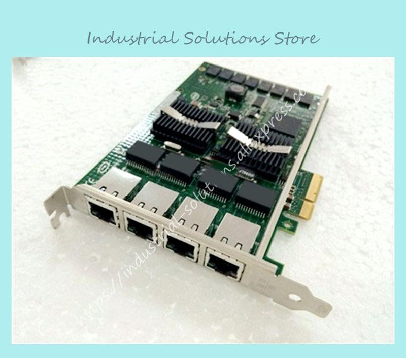 PRO 1000PT EXPI9404PTBLK four port Gigabit board PCI-E server 100% tested perfect qualityPRO 1000PT EXPI9404PTBLK four port Gigabit board PCI-E server 100% tested perfect quality