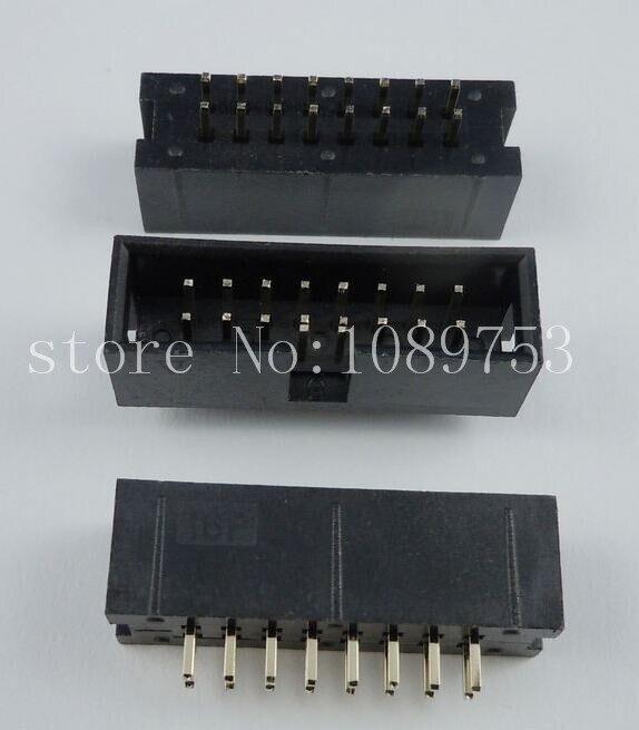 20 X Negro de CA de 125 V 12a Recto terminal Panel de montaje toma de alimentación para nosotros Plug