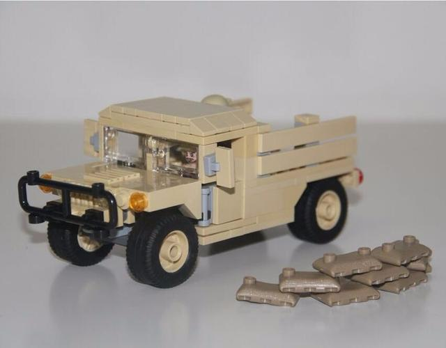 Humvee 235pcs 3