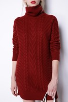 women long sweater