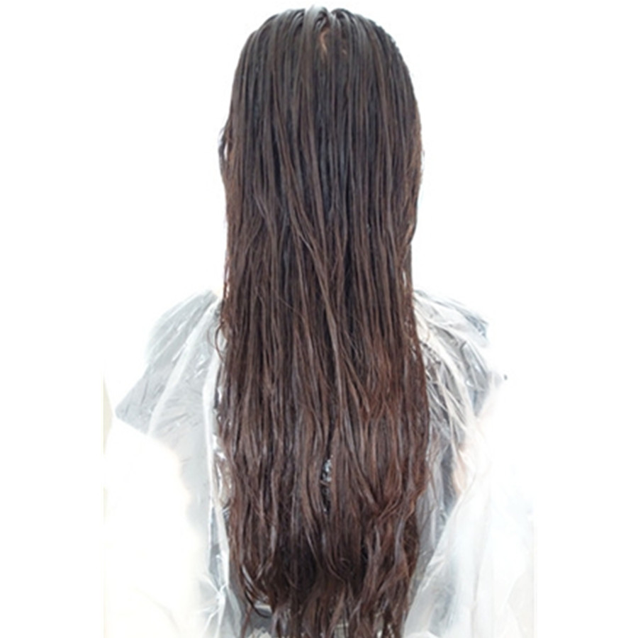 10pcs 70*70cm Disposable hair color coloring style styling care protective dress decorate Shawl cover cape