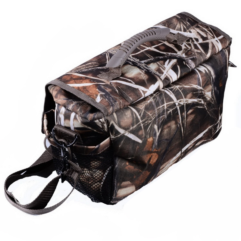 True Adventure Hunting Gun Accessories Camouflage Tactical Hunting Cartridge  Bag Shooting Ammo Bullet Case High Quality Classic -in Hunting Gun  Accessories ...