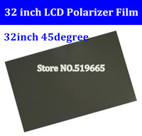 New 32inch 32 Inch 0 Degree Glossy 715MM 410MM LCD Polarizer Polarizing Film For LCD LED