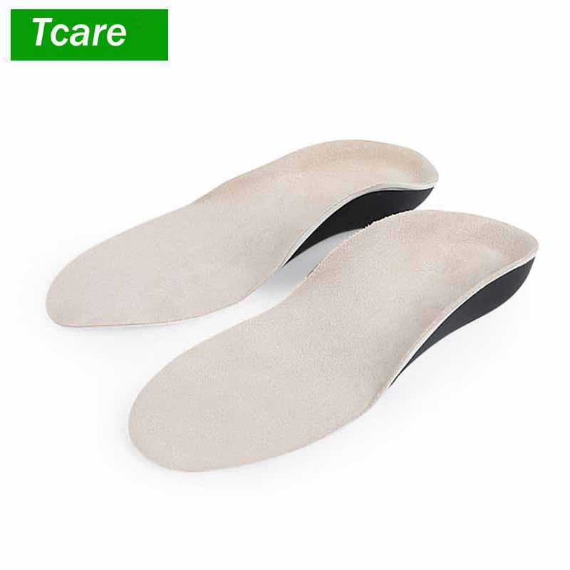 Kids Children Orthopedic Insoles for Children Shoes Flat ...