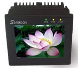 Freeship NEW Original Samkoon HMI SA-3.5A, SA3.5A Touch Panel with Programming Cable & Software, 3.5'' 320x240, RS232/422/485 samkoon sa 5 7a 5 7 inch touch screen hmi 2com new programming cable