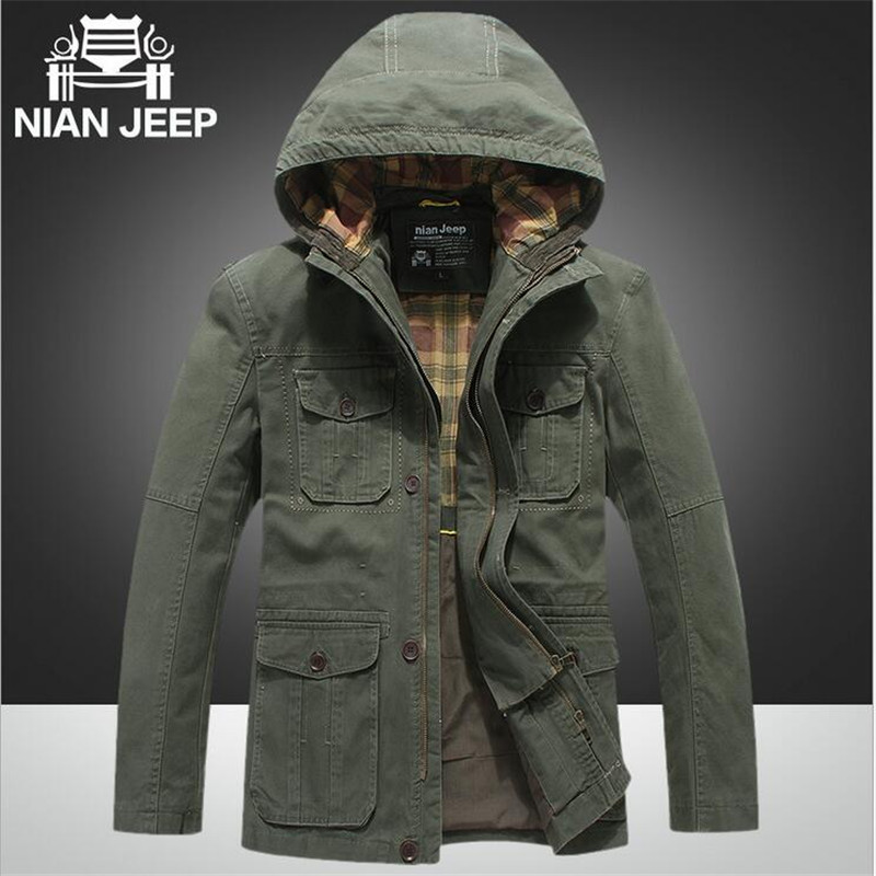 Aliexpress.com : Buy Nian AFS Jeep Black/Army Green/Khaki Men's ...