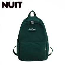 Women Luxury Backpack Hot College Nylon Casual School Back Pack Bags For Teenagers Bookbag Students Backpacks Bag