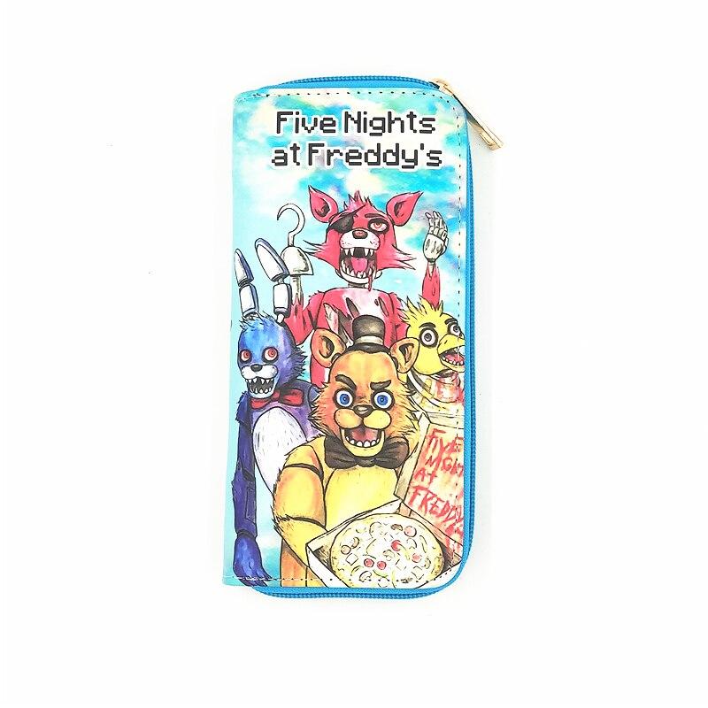 Кожаный бумажник медведь женские длинные Дизайн качество Обложка для паспорта Повседневное мужские портмоне молния собака Bolsa feminina портмо…