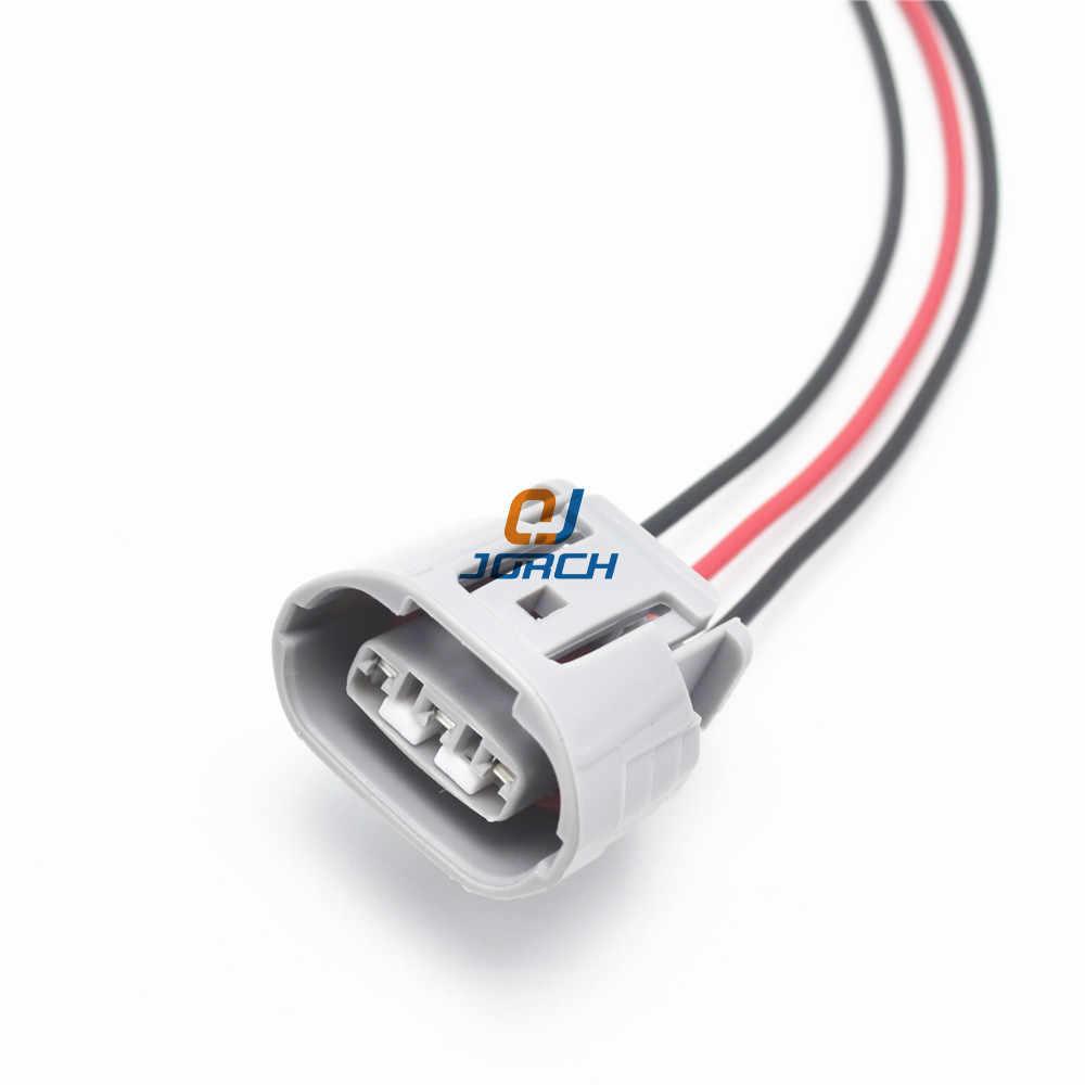 5 sets 3 pin waterproof sumitomo toyota nissan wire harness car generator regulator plug connector 6189 [ 1000 x 1000 Pixel ]